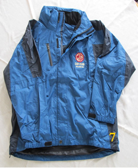 Evolution Rain Jacket