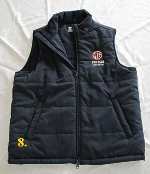 Legacy Fully Lined Vest